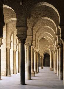 Tunisie - Sahel - Kairouan - La mŽdina - La Grande MosquŽe